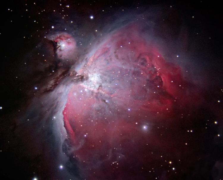 Nebulosa de Órion.